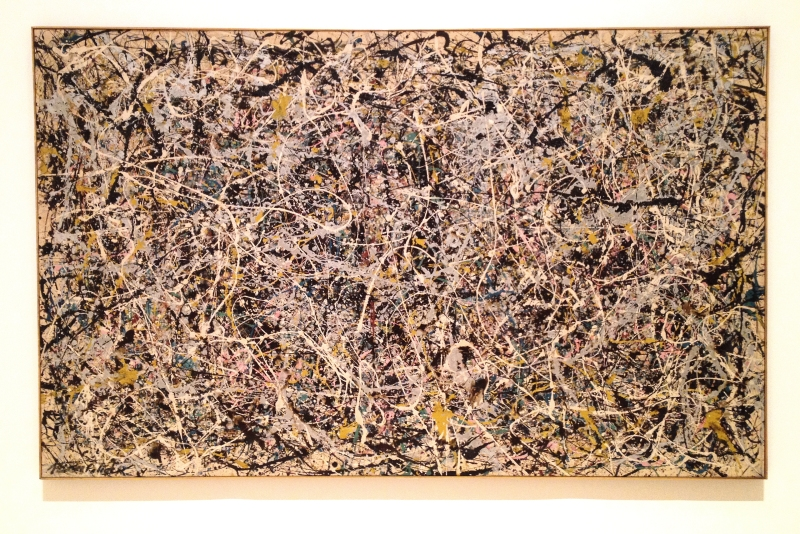 Pollock, Number One 1949