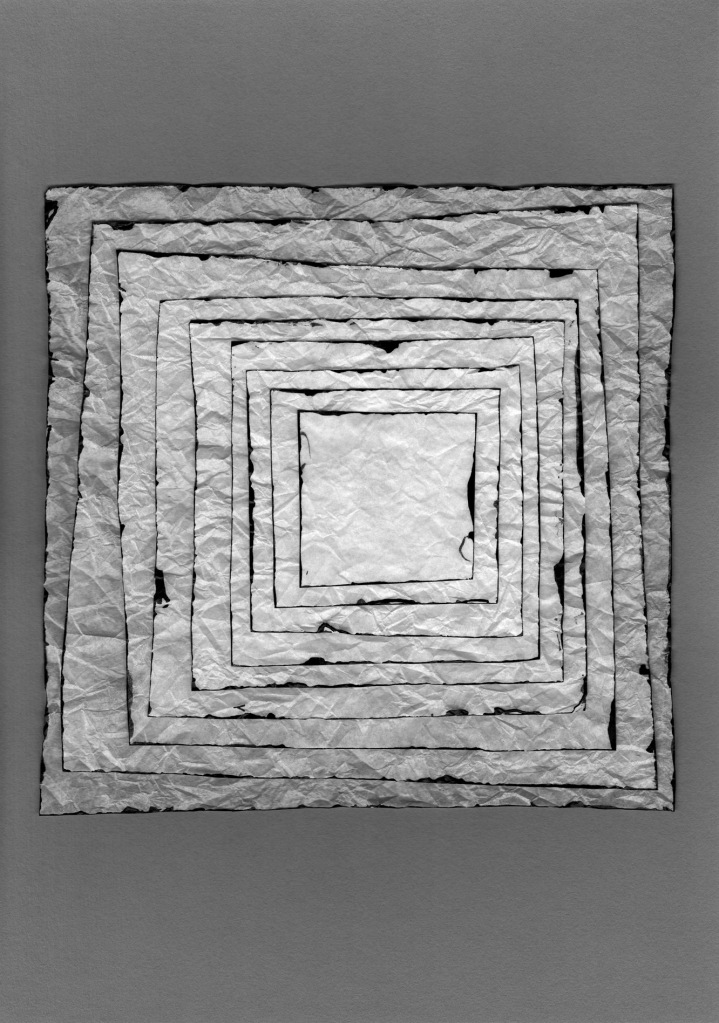 Homage To Josef Albers: Square