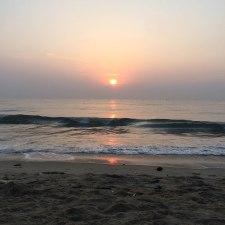 ELLIOTS BEACH AT DAWN