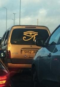 omen of the golden eye of horus