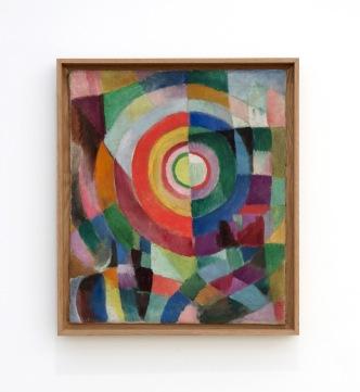 Prismes électriques no41 1913-14 Sonia Delaunay