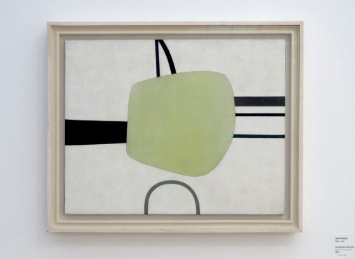 Composition abstraite 1933 Jean Hélion