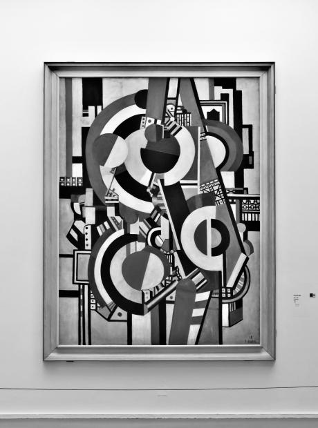 Les Disques 1918 Fernand Léger
