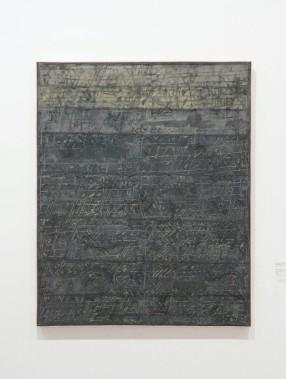 Palimpseste 'Le Soir' 1965 Georges Noël
