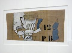 Verre et pipe, chiffres et lettres 1914